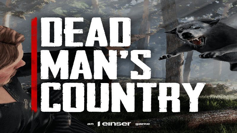 Dead Man's Country das neue Open-World Multiplayer Action Game
